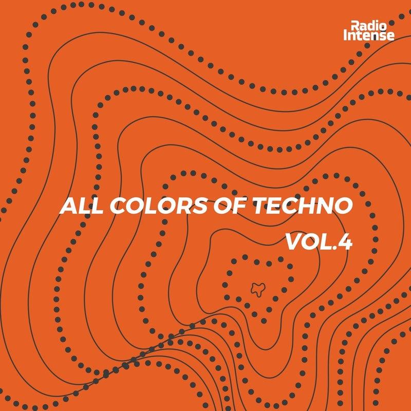 All Colors of Techno, Vol. 4