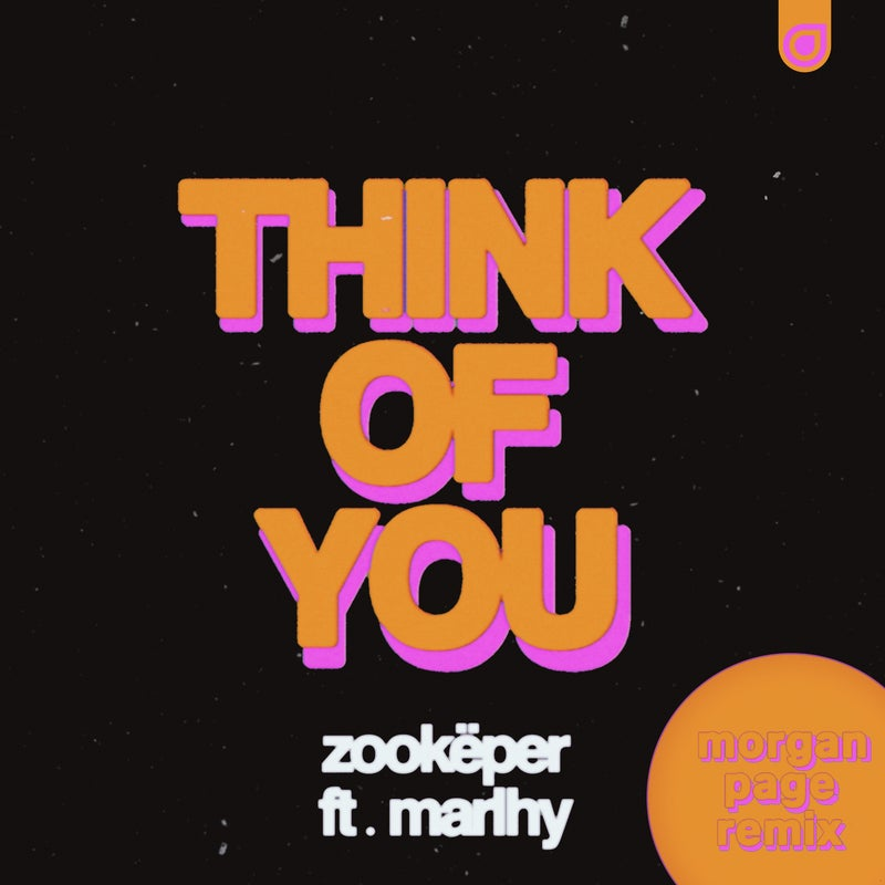 Think Of You (Morgan Page Remix)