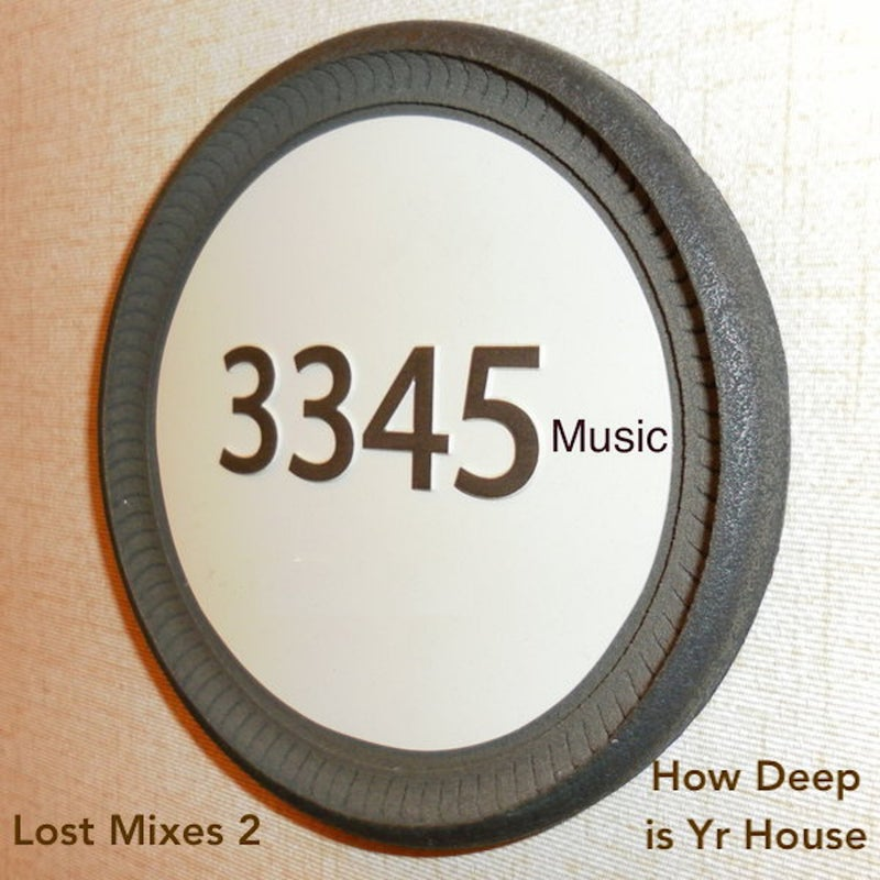 Lost Mixes 2 - How Deep is Yr House (2021 Remasters)