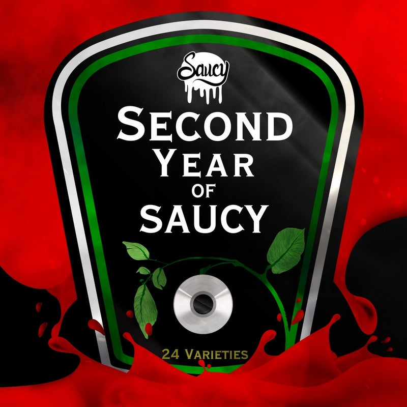 Second Year Of Saucy