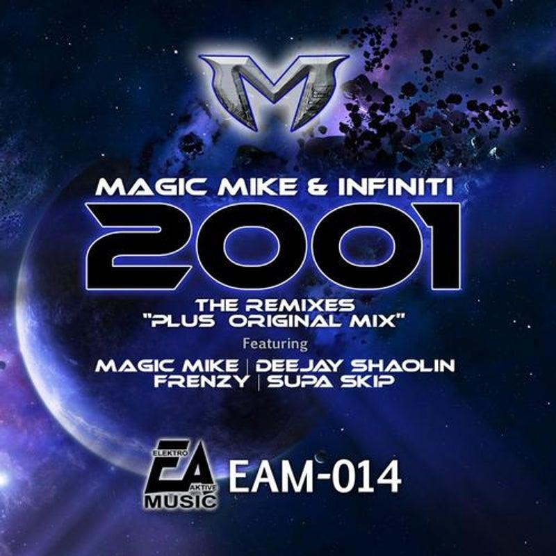 2001 (The Remixes)