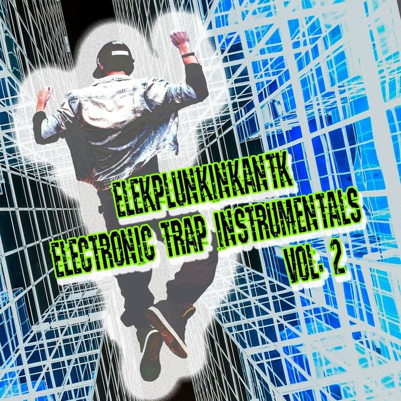 Electronic Trap Instrumentals, Vol. 2