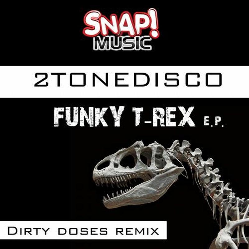 Funky T-rex