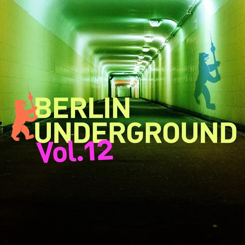 Berlin Underground, Vol. 12