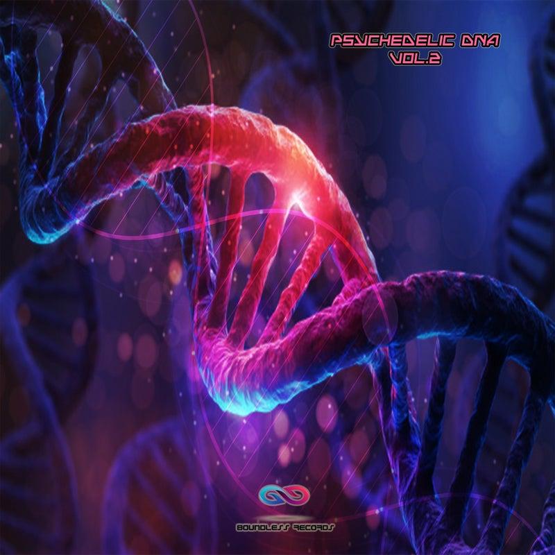 Psychedelic DNA Vol.2