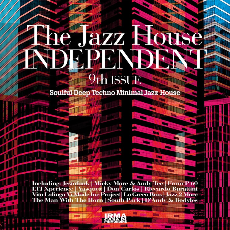 The Jazz House Independent Vol.9 DJ Friendly Selection