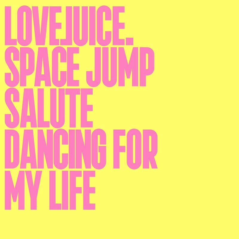 Dancing For My Life