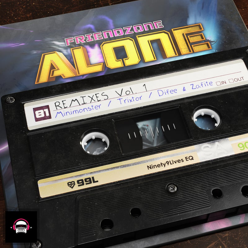 Alone: Remixes, Vol. 1