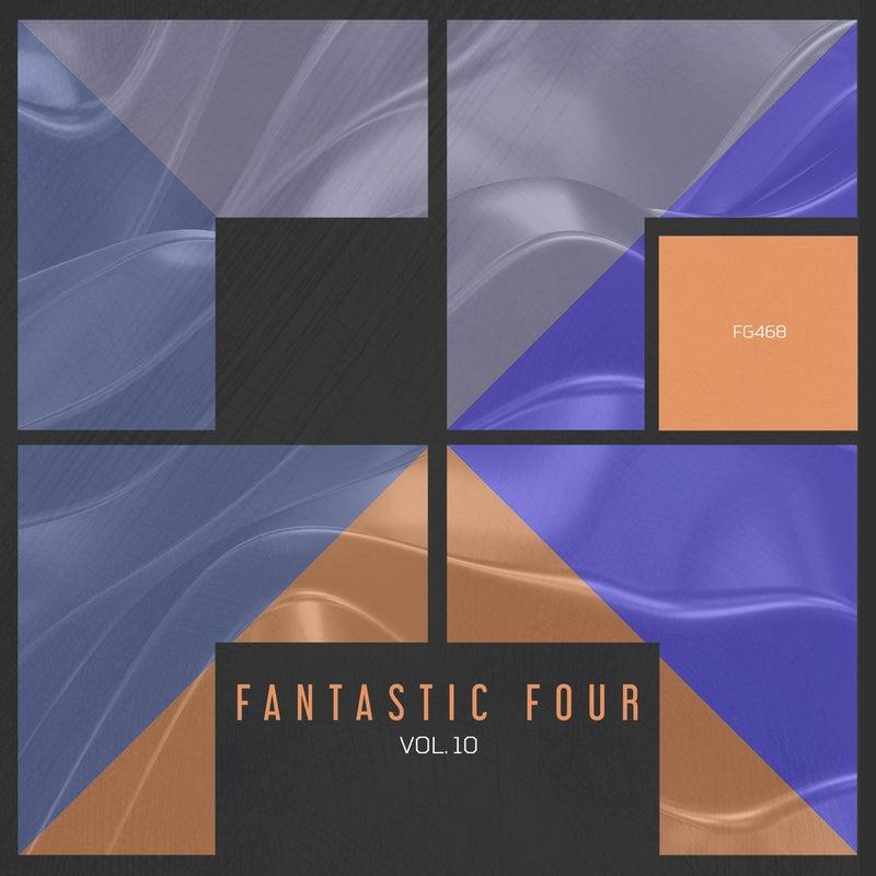 Fantastic Four, Vol. 10