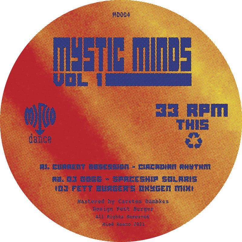 Mystic Minds Vol. 1