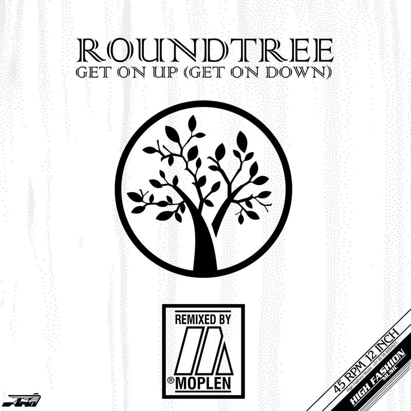 Get On Up (Get On Down) - Moplen Remixes