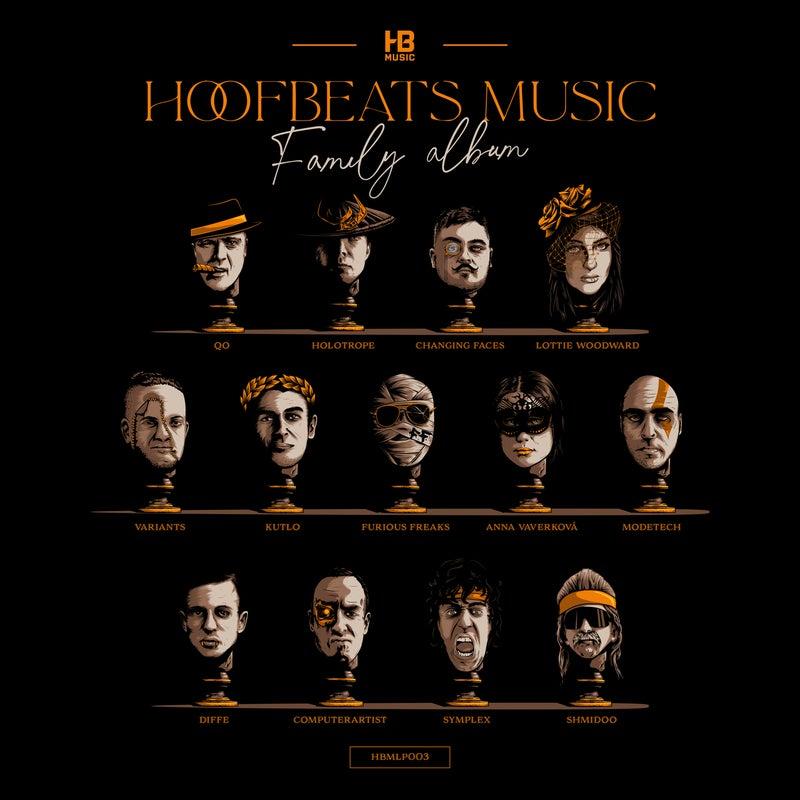The Hoofbeats Music Family Album