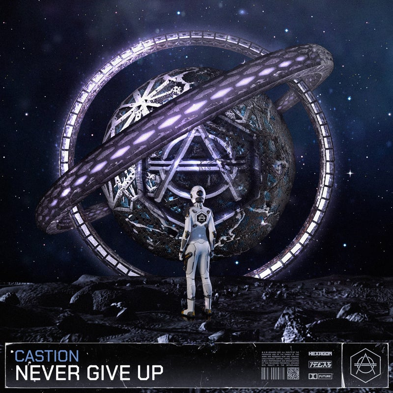 Never Give Up - Extended Mix