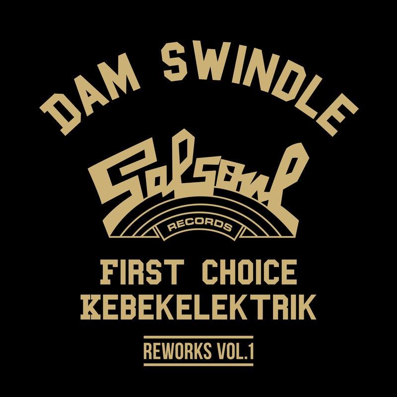 Dam Swindle x Salsoul Reworks Vol. 1