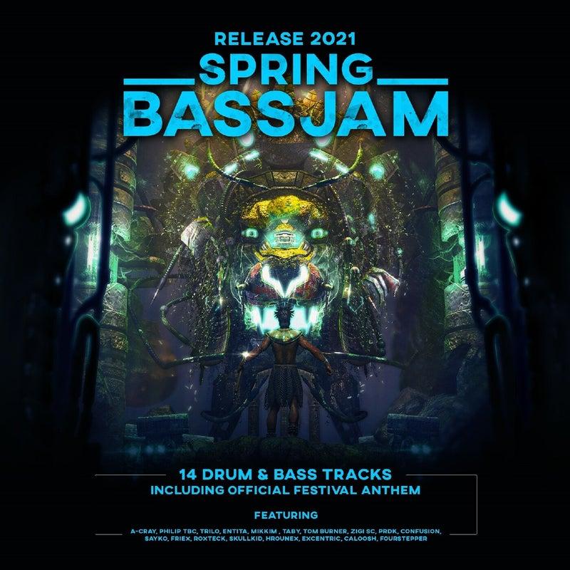 Spring BassJam release 2021
