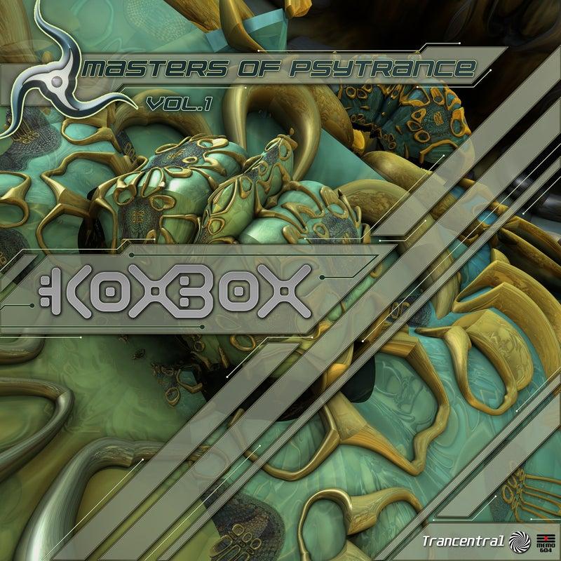 Masters of Psytrance Vol. 1
