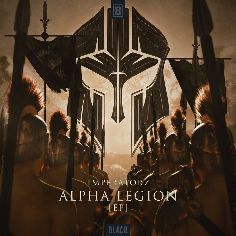 Alpha Legion EP