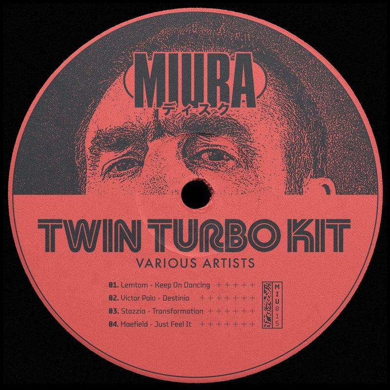 Twin Turbo Kit
