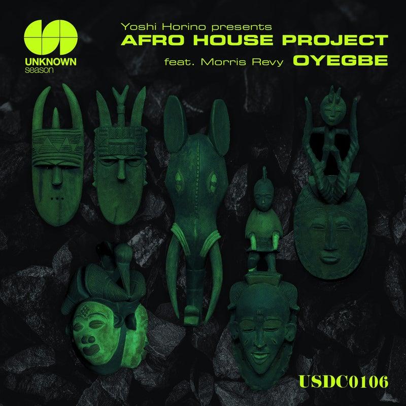 Yoshi Horino Presents Afro House Project - Oyegbe