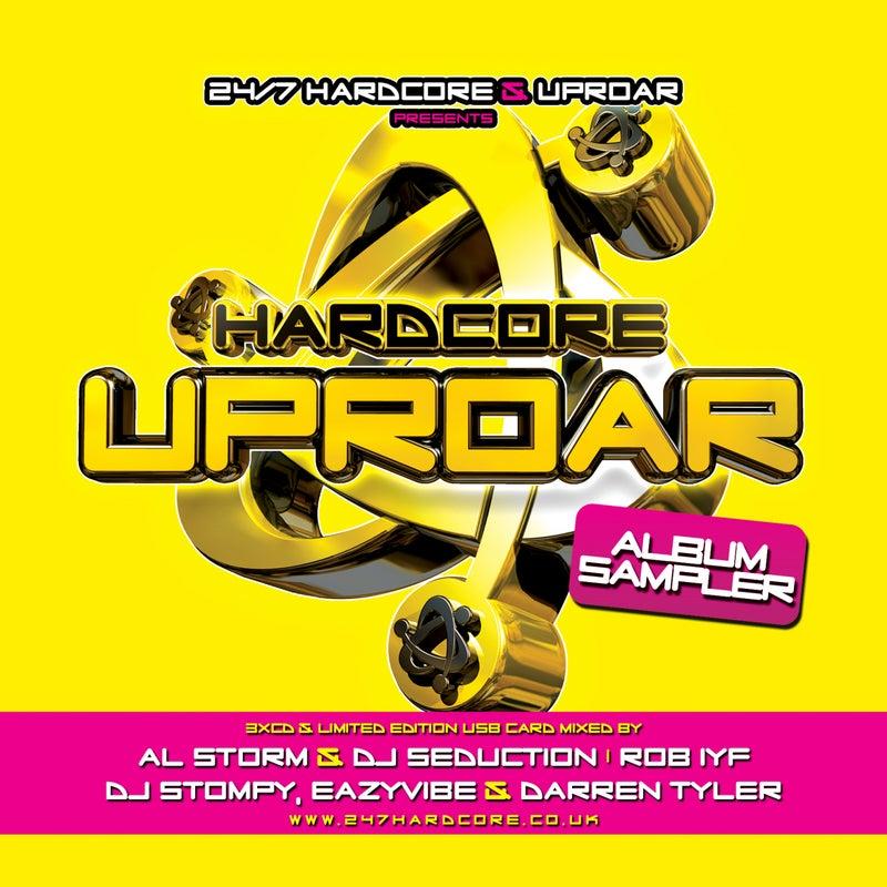 Hardcore Uproar - Album Sampler