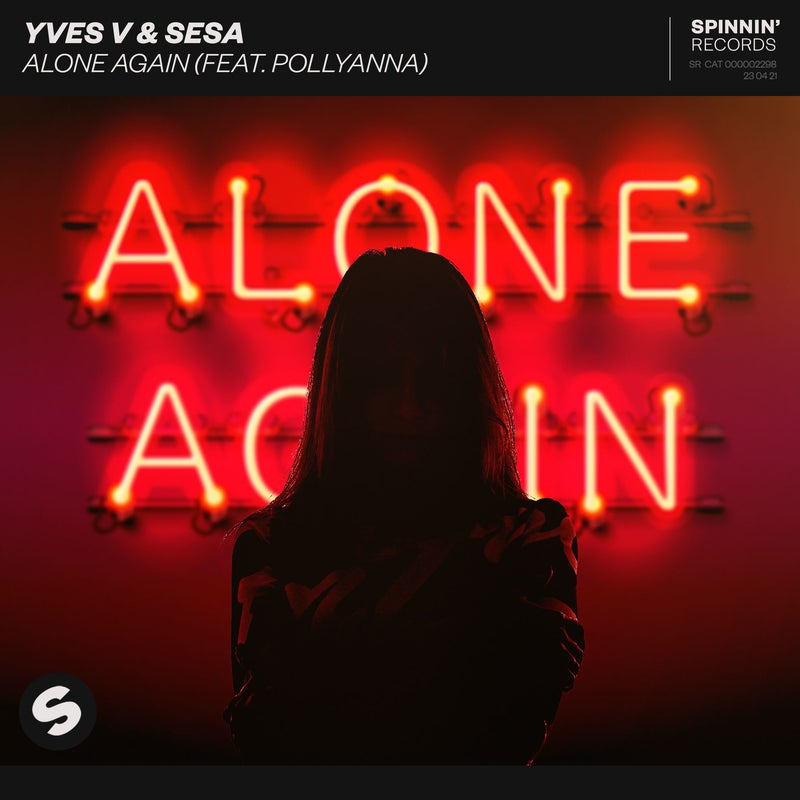 Alone Again (feat. PollyAnna) [Extended Mix]
