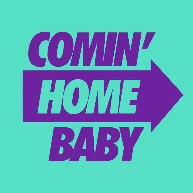 Comin' Home Baby - David Penn and KPD Remix