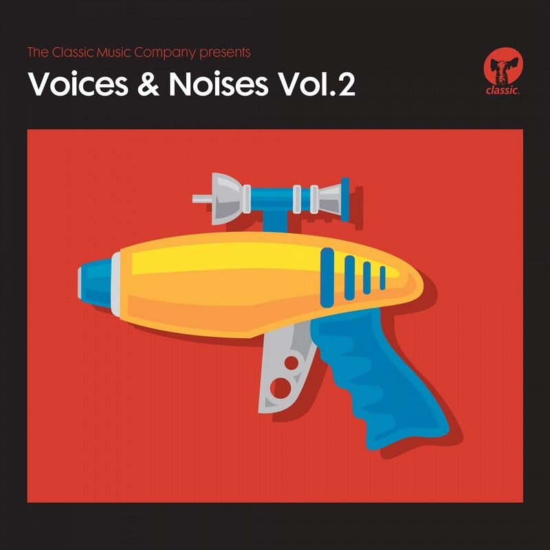 The Classic Music Company presents Voices & Noises Volume 2