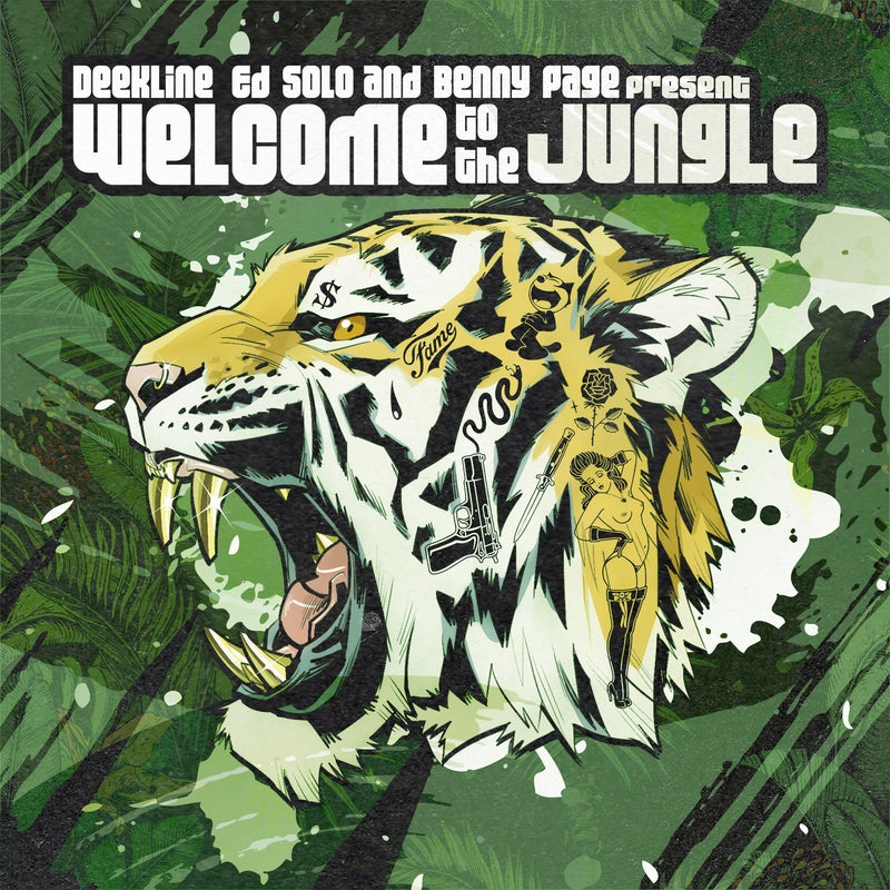 Benny Page, Deekline & Ed Solo present Welcome To The Jungle