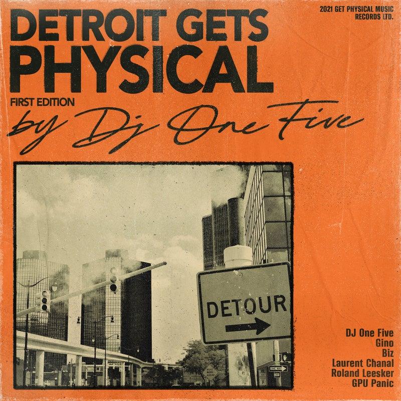 Detroit Gets Physical, Vol. 1