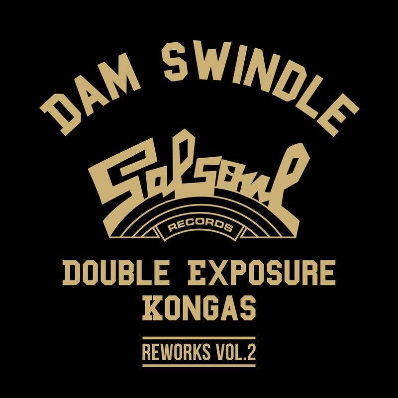 Dam Swindle x Salsoul Reworks Vol. 2