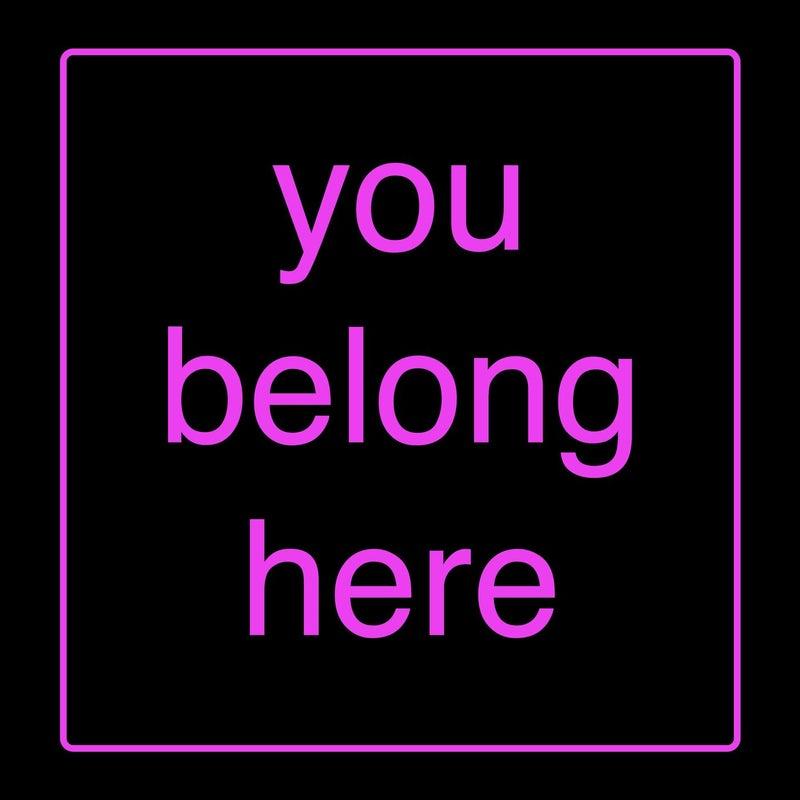 You Belong Here Remixes