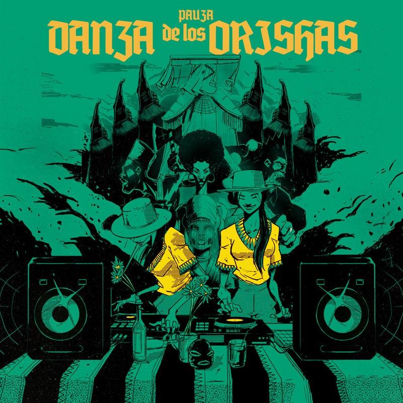Danza de los Orishas