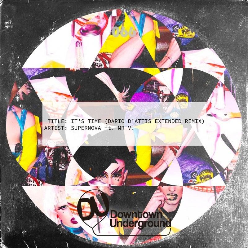 It's Time (Dario D'attis Extended Remix)