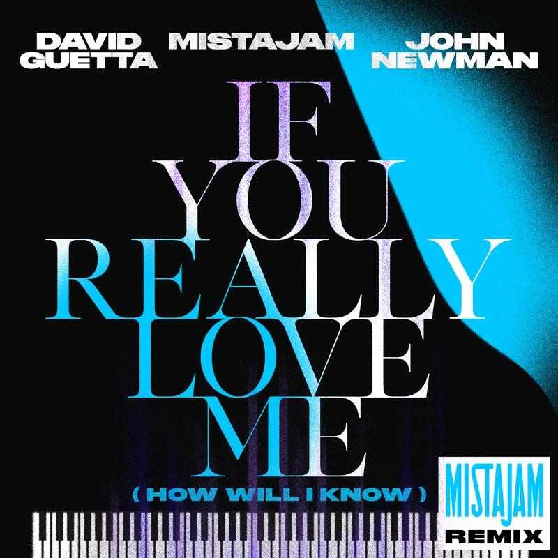 If You Really Love Me (How Will I Know) [MistaJam Remix Extended]