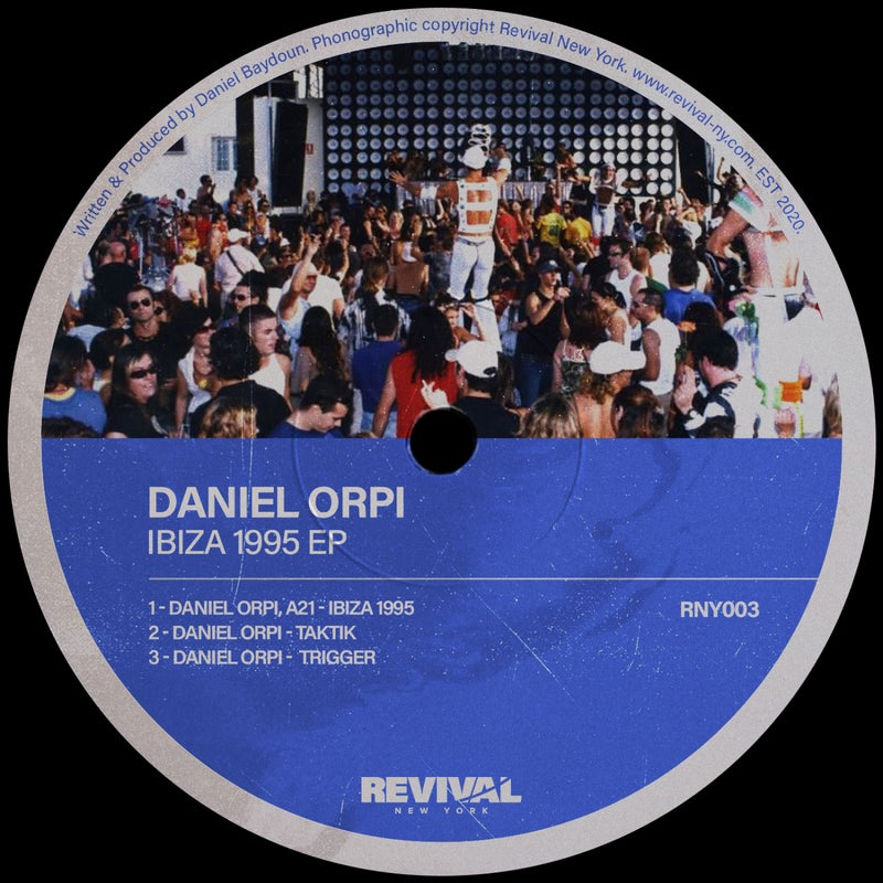 Ibiza 1995