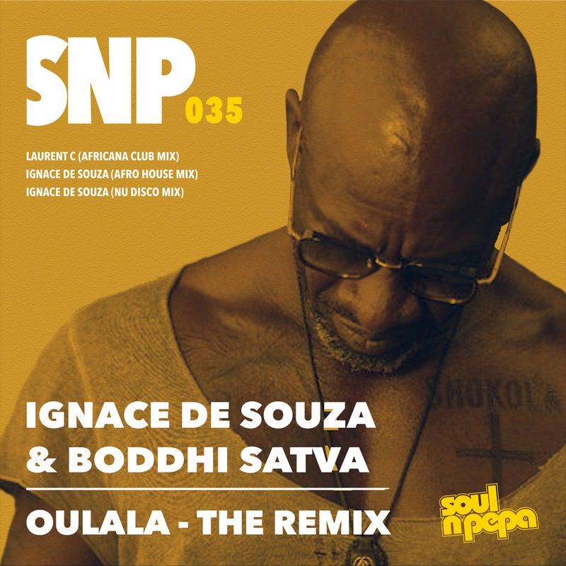 Oulala - The Remix