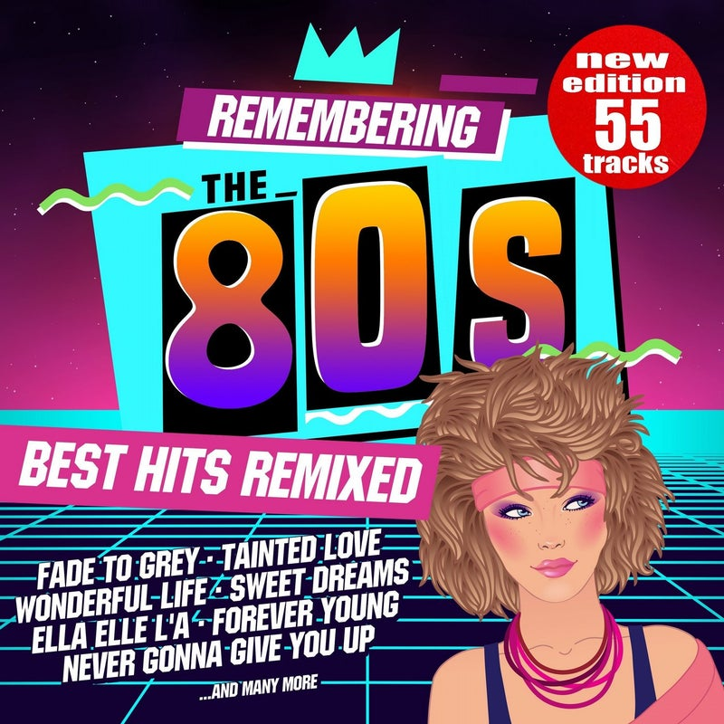 Remembering the 80s: Best Hits Remixed