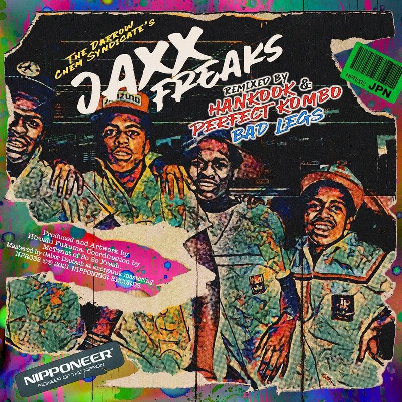 Jaxx Freaks