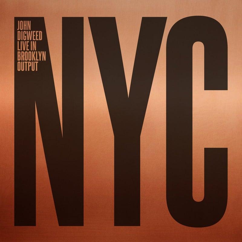 John Digweed Live In Brooklyn New York City