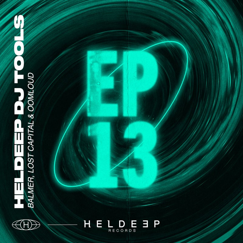 HELDEEP DJ Tools, Pt. 13 - EP (Extended Mixes)