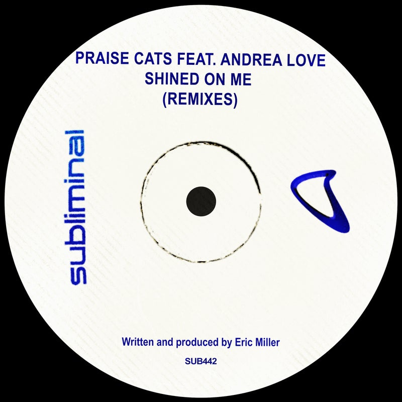 Shined On Me - Remixes