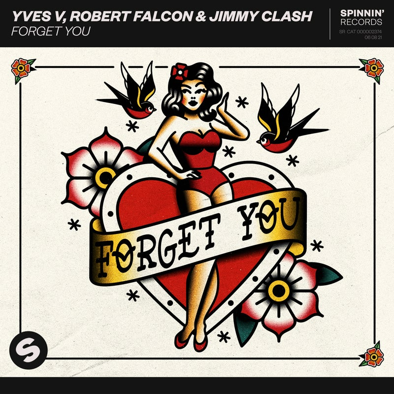 Forget You (Extended Mix)