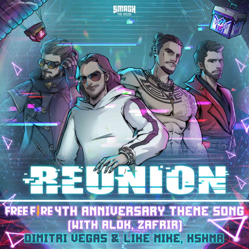 Reunion (Free Fire 4th Anniversary Theme Song) (with Alok & Zafrir) (Extended Mix)