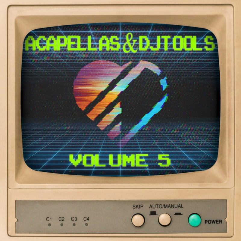 Acapellas & Dj Tools, Vol. 5