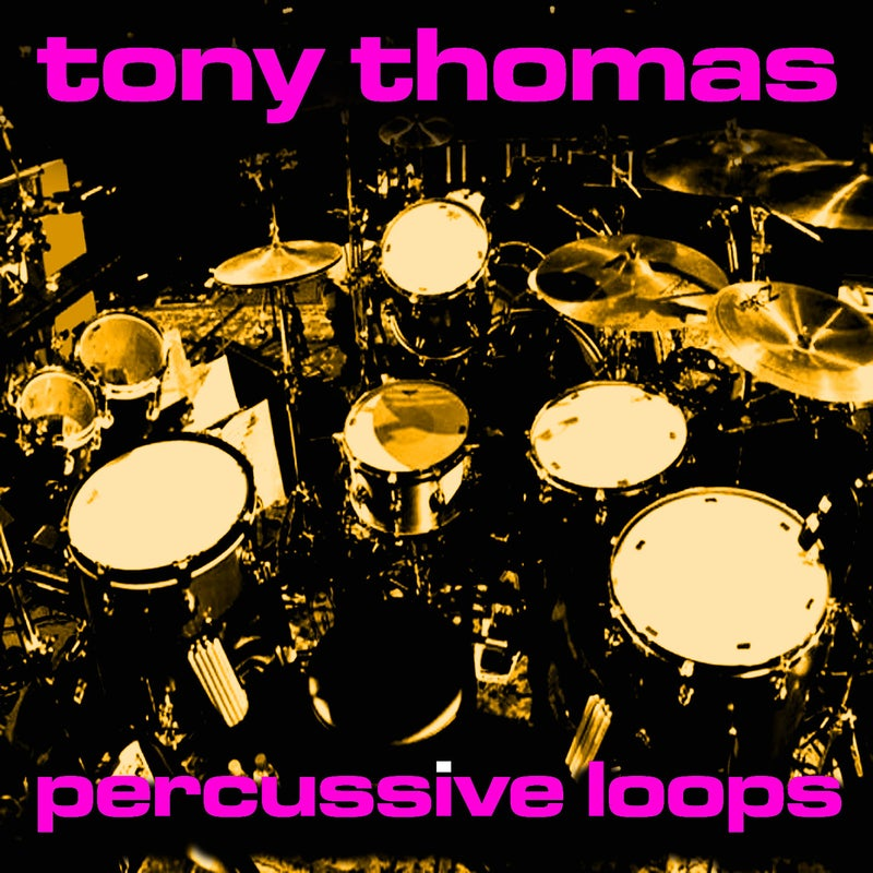 Percussive Loops Vol 14