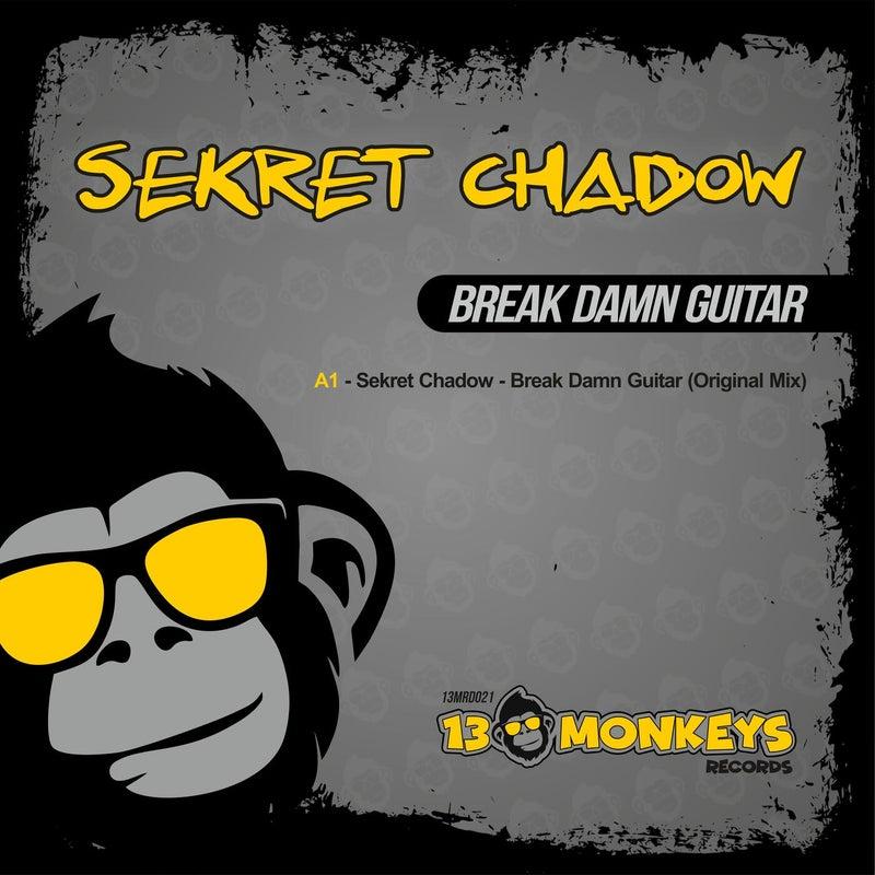 Break Damn Guitar