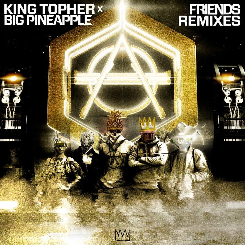 Friends - Extended Remixes