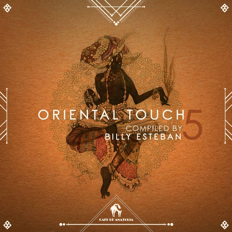 Oriental Touch 5 (Compiled by Billy Esteban)