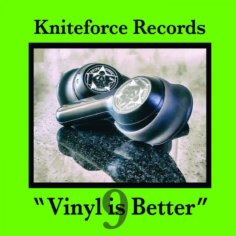 Vinyl Is Better Volume 9