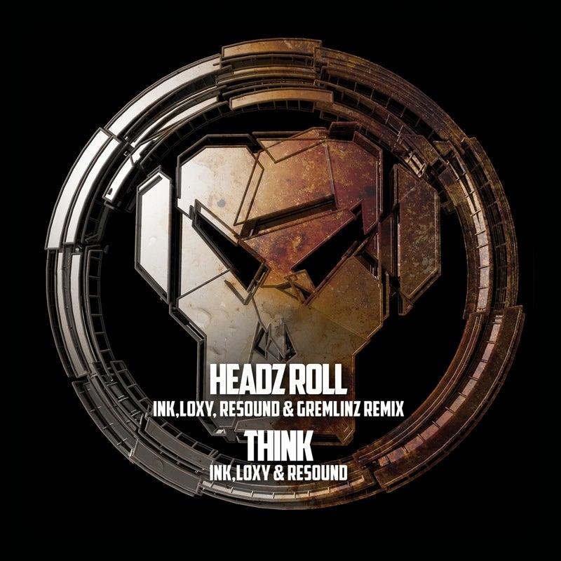 Headz Roll (Remix) / Think